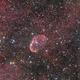 Crescent Nebula,                                wrnchhead