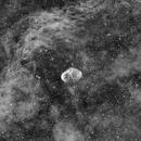 NGC6888,                                Alejandro Esteve