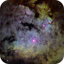 NGC7822 Narrowband,                                Andrew