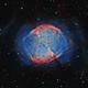 Dumbbell Nebula - M27,                                ebomber