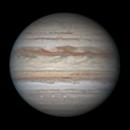 Jupiter's Chaotic NEB,                                Chappel Astro