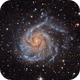M101 Pinheel Galaxy,                                Ulli_K