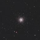Messier 53, SBIG STT-3200ME, 20200410,                                Geert Vandenbulcke