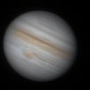 Jupiter rotation 04:00 at 05:13,                                Lucca Schwingel Viola