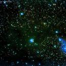 ic  nebulosa a riflessione                                                                  distanza 2.480  A.L.,                                Carlo Colombo