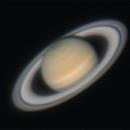 Saturn on 2015-04-17 Under a Better Seeing,                                Fernando