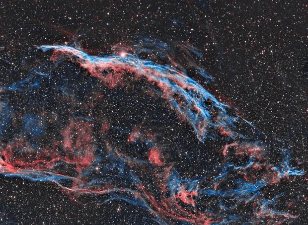 NGC6960 HOO,                                Astrovetteman