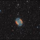 Messier 27 again,                                Gottfried Meissner