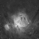 M42 complex Ha,                                lukfer