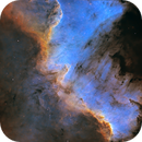 The Cygnus Wall - SHO,                                Teagan Grable