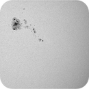 Sun - Active Region 11476, 10/05/2012,                                Iepie007