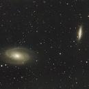 Bode's & Cigar Galaxies,                                Zach Coldebella