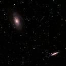 Bode's Nebula,                                Andrew Burwell