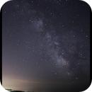 Milky Way over Pag (HR),                                Rubens Menabue