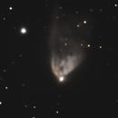 NGC 2261,                                Carsten Dosche