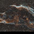 Westen Veil nebula,                                dr_klahn