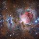 Orion and Running Man Nebula,                                Astro_Hoff