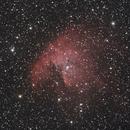 NGC 281,                                HansTrapp