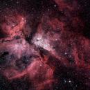 The Carina Nebula  NGC 3372,                                Sergio G. S.
