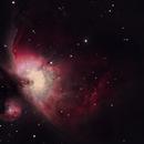 Orion Nebula - M42,                                acotner