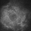 Rosette nebula,                                StarDiver