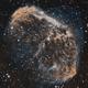 NGC 6888 Crescent Nebula,                                Fred Bagni