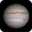 Jupiter   2018-07-12 5:27 UTC   Color,                                Chappel Astro