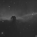 HorseHead Nebula,                                Jérôme Miroux