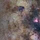 The center of the Milky Way,                                KAZUHIRO NONOMURA