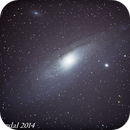 M31,                                Helge Nordal