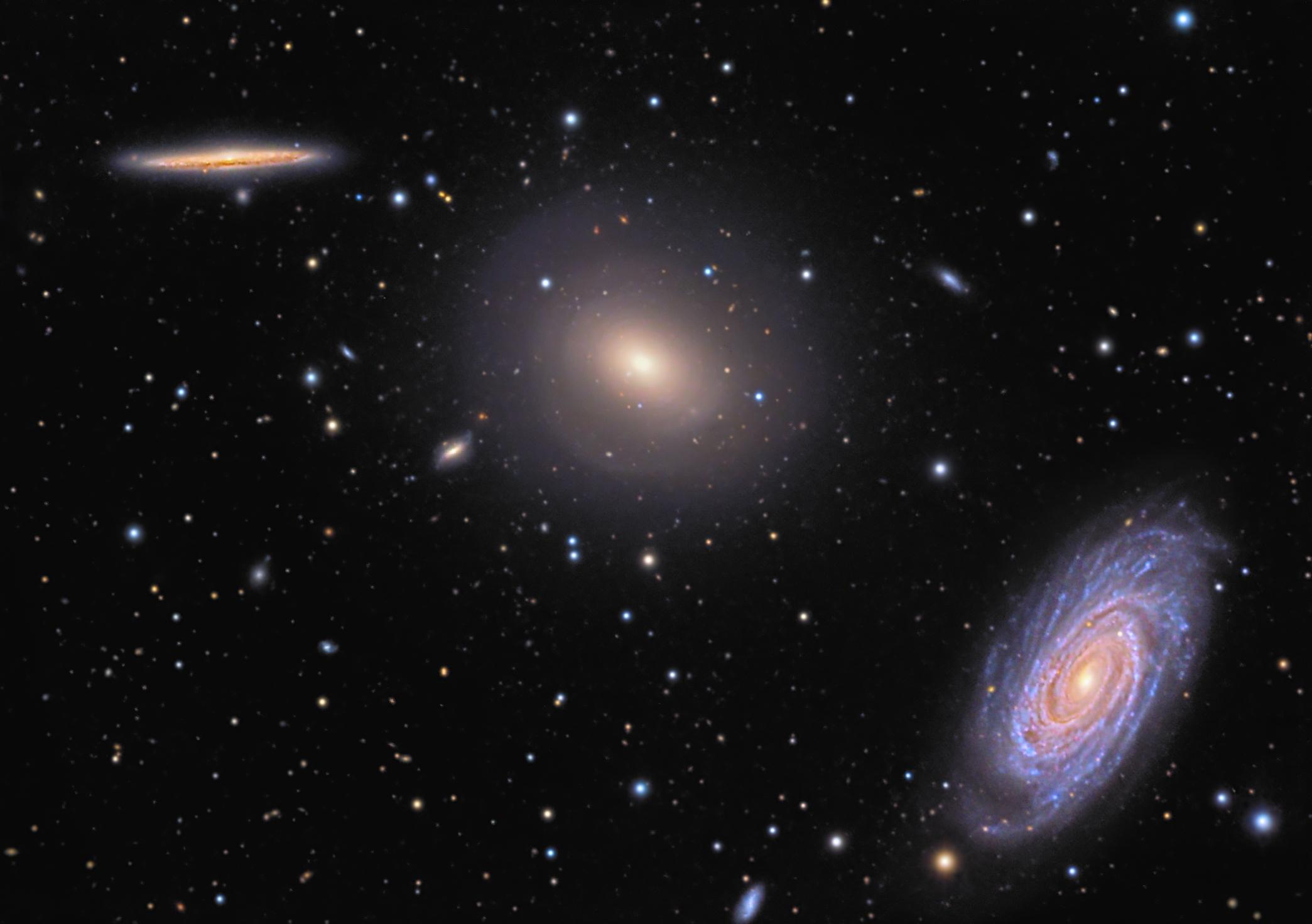 Draco Galaxy Trio,                                sydney
