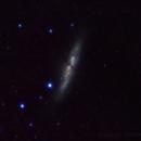 M82 full res crop (before SN),                                StarGale