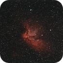 NGC 7380 - Wizard Nebula,                                Samuel Khodari