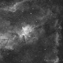 IC1805 Heart Nebula,                                John Butler