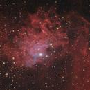 The Flaming Star Nebula (IC 405),                                Marcel Nowaczyk