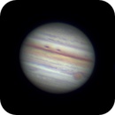 Jupiter with red spot,                                nonsens2