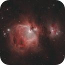 M42 - Orion Nebula V2,                                Oliver Berresford