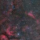 Sadr NGC6910 Vdb31-32,                                MakikoSugimura
