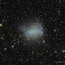 Barnard's Galaxy—NGC 6822,                                Russ Carpenter