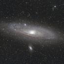Andromeda Galaxy - M31,                                Euripides