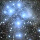 M45 - A Dusty Pleiades,                                Anis Abdul