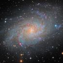 M33,                                Kang Yao