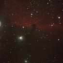 Horsehead Nebula,                                Tony Kim