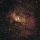 NGC7635 Bubble in SHO,                                Richard