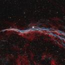 NGC 6960,                                Łukasz Sowa