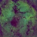 Elephant's Trunk Nebula (SHO+RGB),                                Jamie Smith