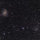 Fireworks Galaxy NGC6946,                                vi100