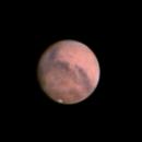 Mars from 8th of November through dense fog!,                                Riedl Rudolf