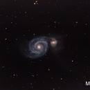 M51,                                Ian Taws