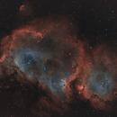 IC1848,                                SkyEyE Observatory
